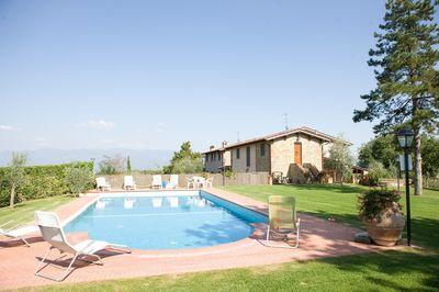 La Poggetta, sleeps 12, walk to Cavriglia