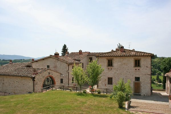 Large group villas, Le Fonti, sleeps 50