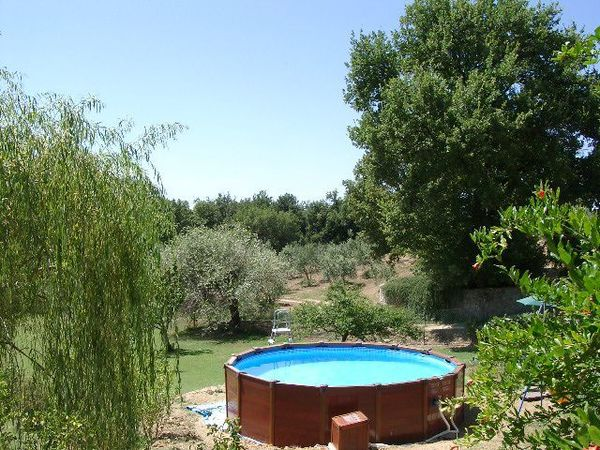 Value 1 bedroom rental, private pool, Tuscany : casa marco